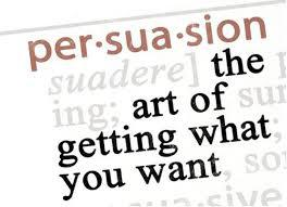 Persuasion Pointers